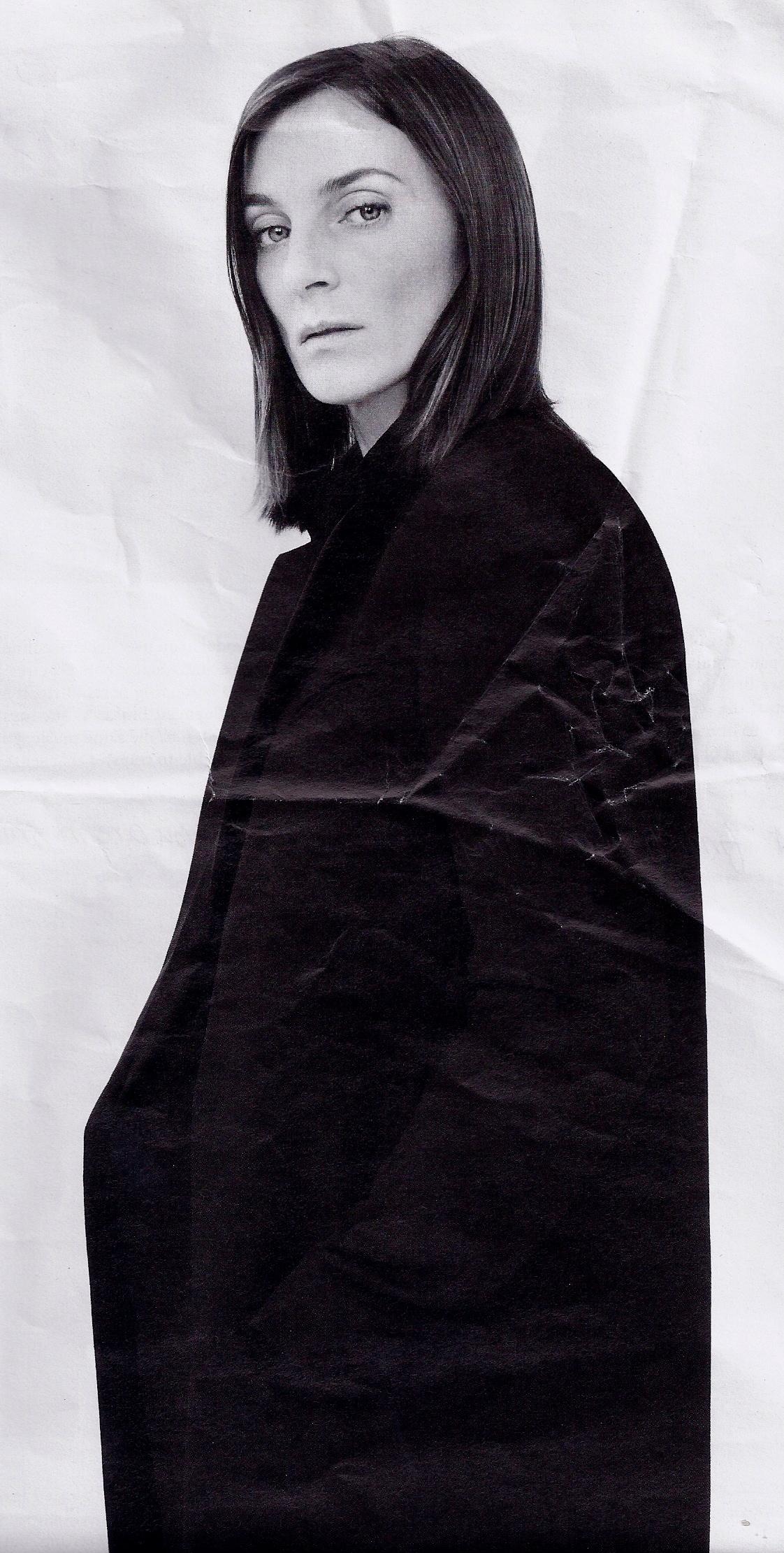 Phoebe Phio- W magazine