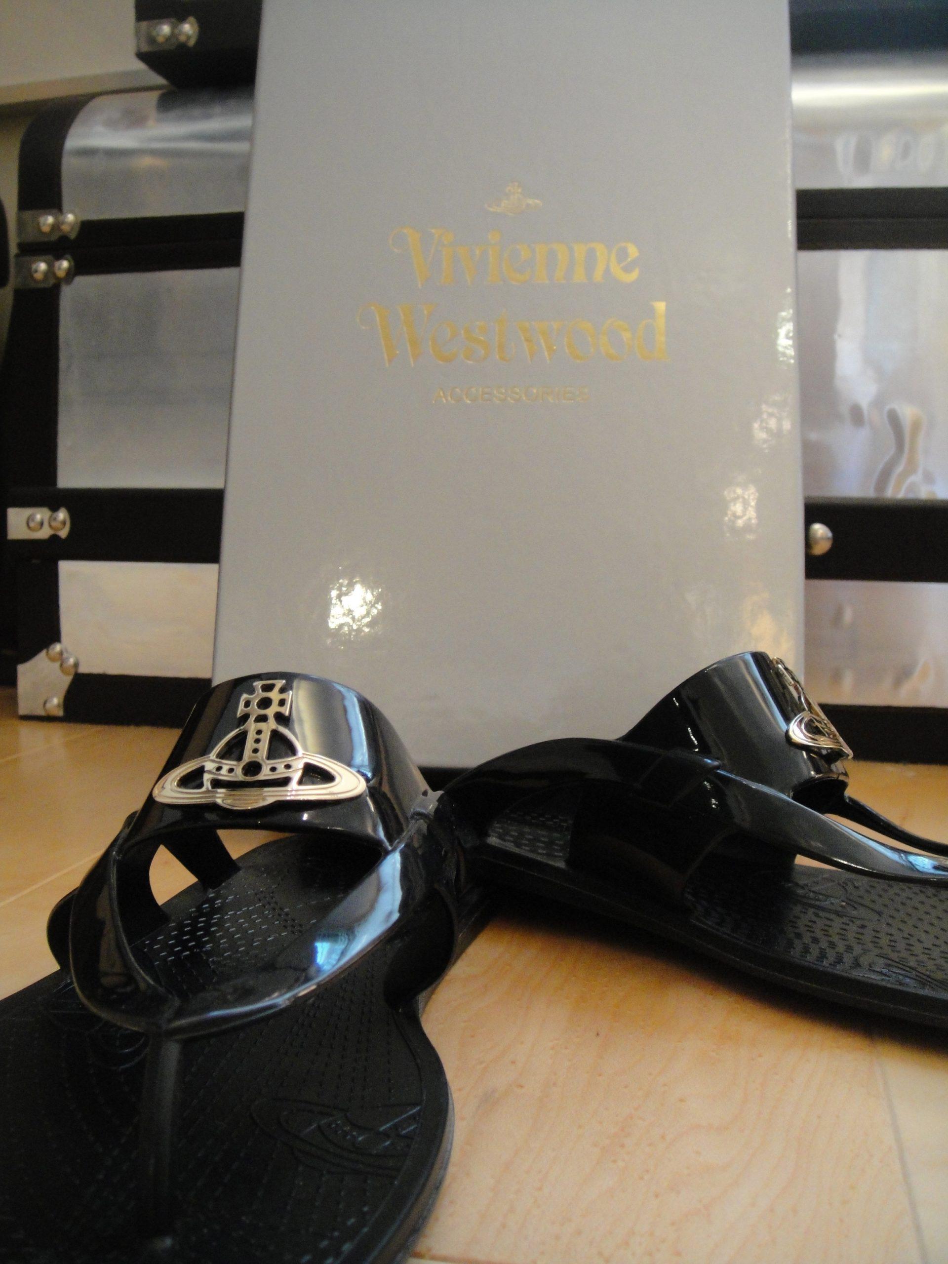 Vivienne Westwood--Sandals