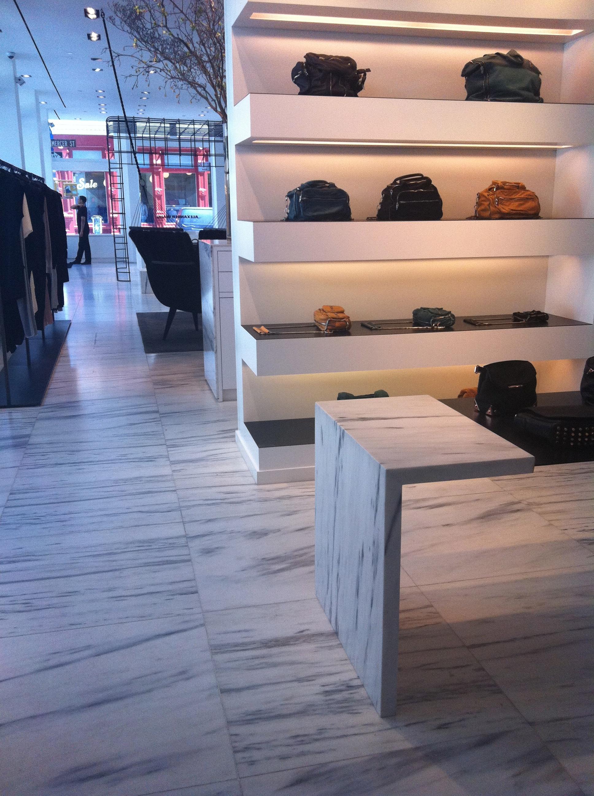 NY Soho: Inside Wang
