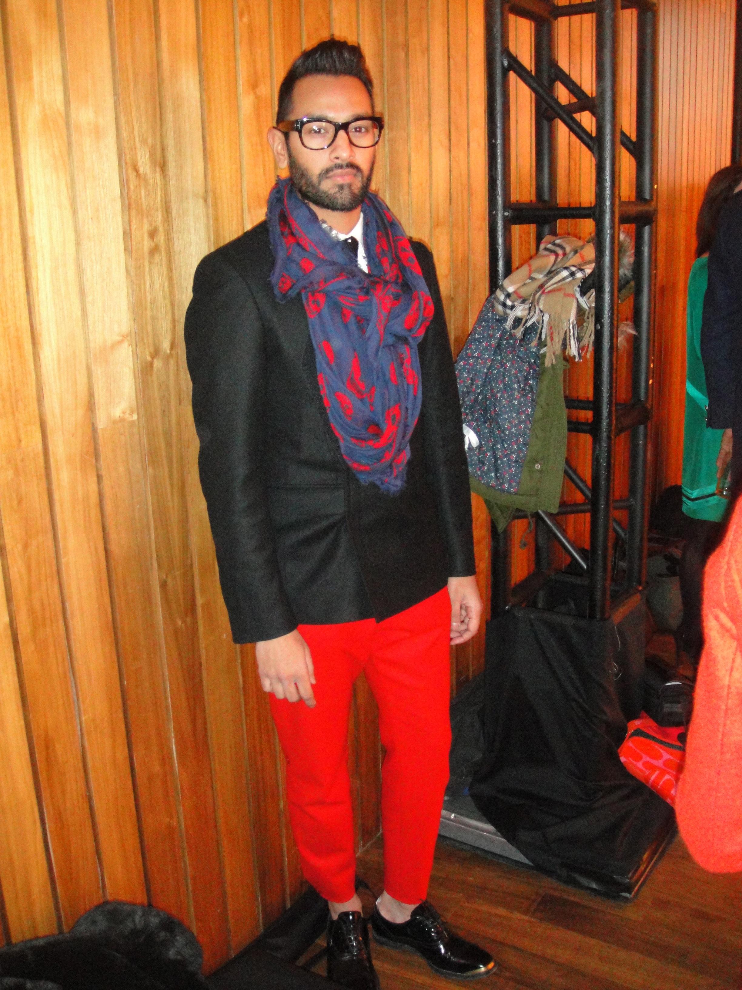 NYFW: Fashion Guest