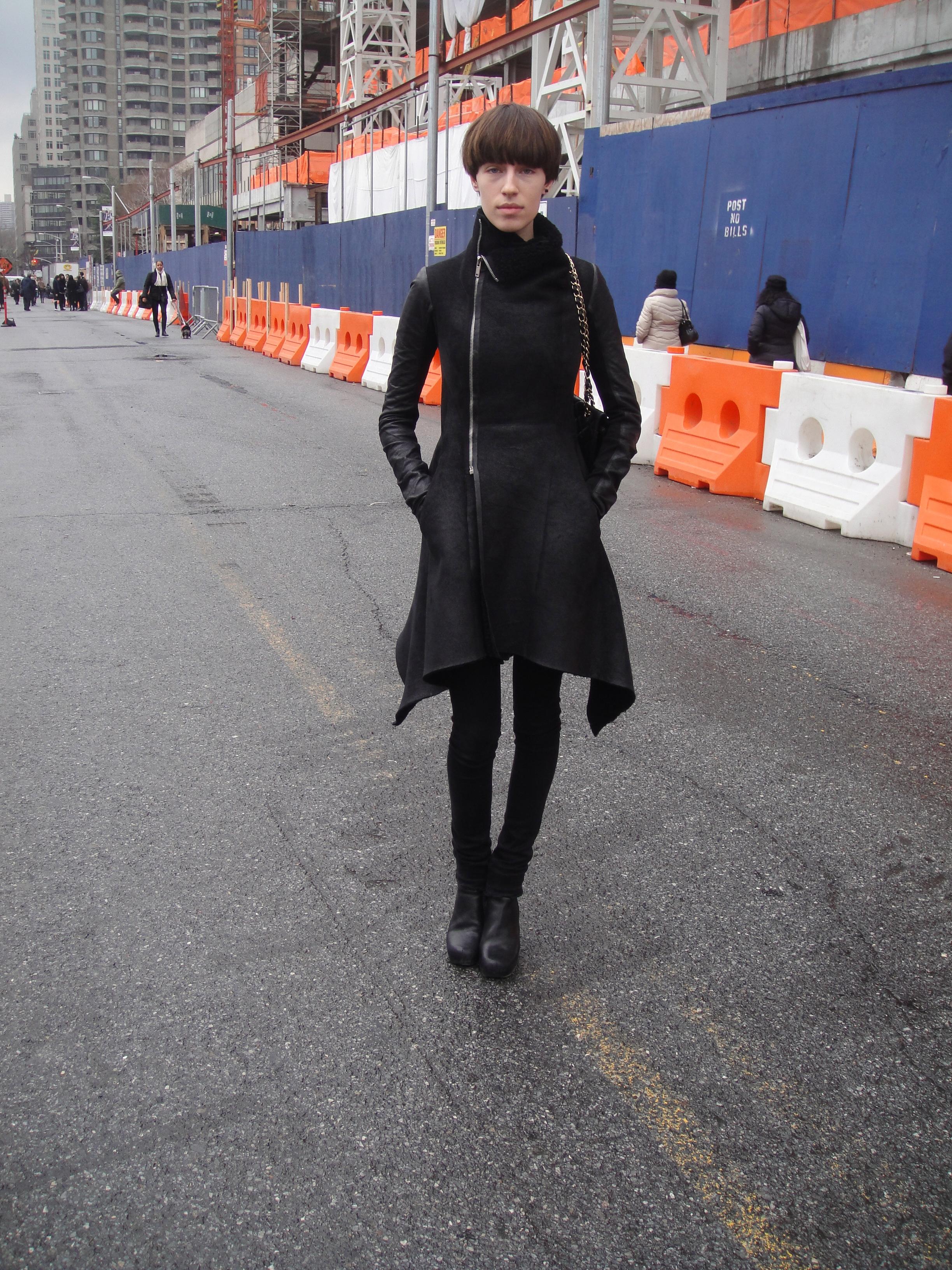 NY: Fashion Street Style