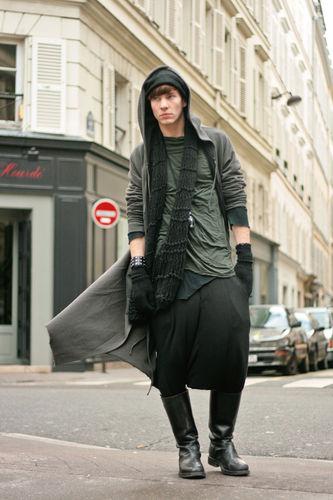 Street Style: Rick Owens