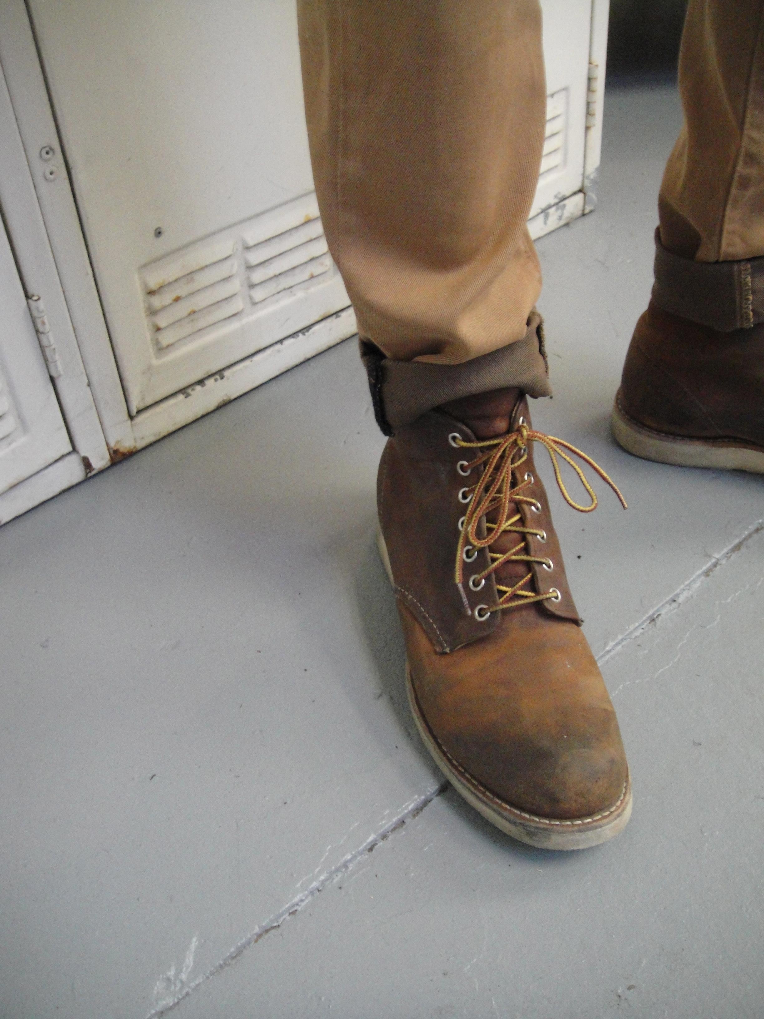 Daniel: Boots