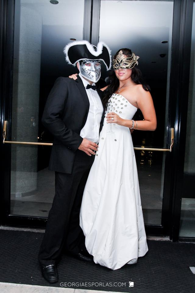 Persian Masquerade Gala